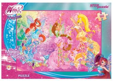 Пазл «WinX». Step Puzzle 160