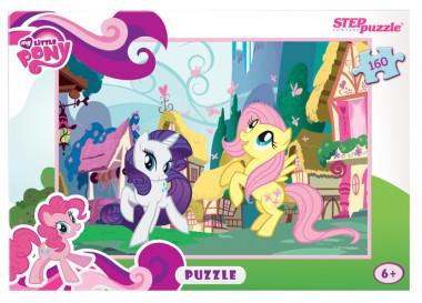 Пазл «Мой маленький пони». Step Puzzle 160