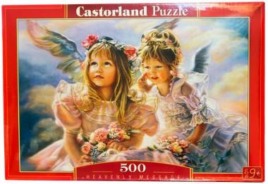 Пазл Ангелы Castorland 500 элементов