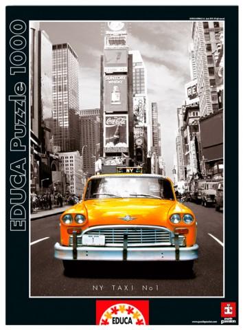 Пазл Такси, Нью-Йорк