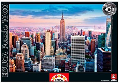 Пазл Манхеттен Нью-Йорк Educa