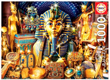 Пазл Сокровища Египта