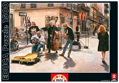Пазл Улицы Нового Орлеана
