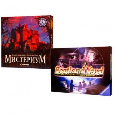 Мистериум + Scotland Yard