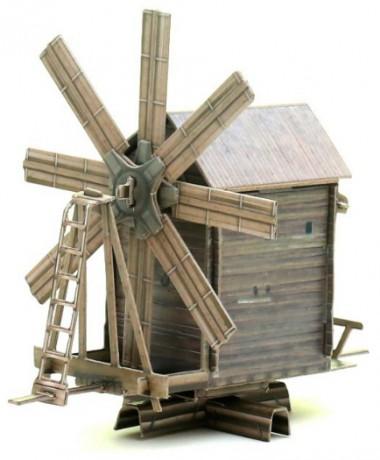 Модель Ветряная Мельница