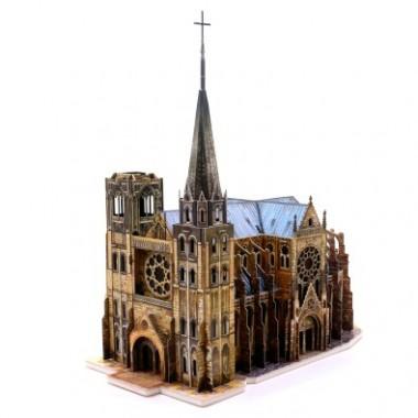 Модель Готический собор