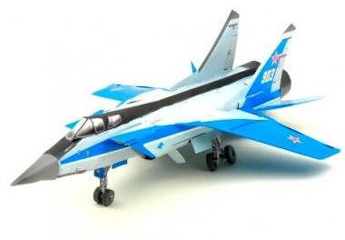 Модель Истребители МИГ 31 Умная бумага