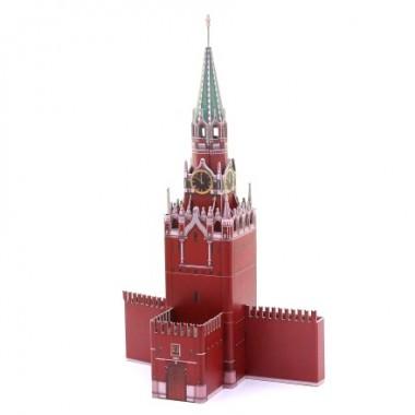 Модель Спасская башня Умная бумага