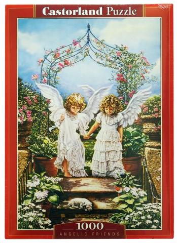 Пазл Друзья - Ангелы Castorland