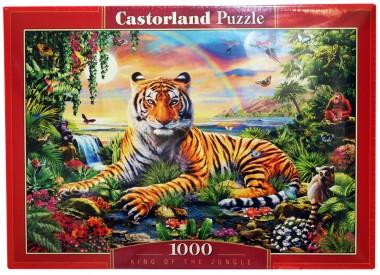 Пазл Король джунглей Castorland