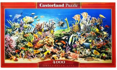 Пазл Подводный мир Castorland