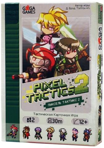 Pixel Tactics 2 игра