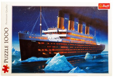 Пазл Титаник Trefl 1000