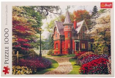 Пазл Викторианский домик