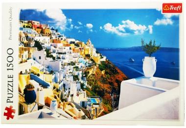 Санторини, Греция Trefl 1500