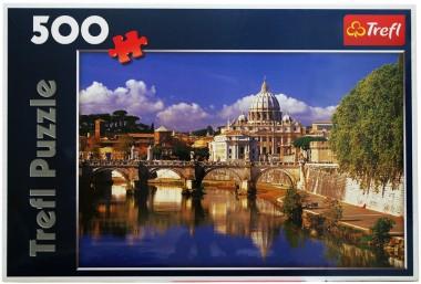 Ватикан Рим Италия Trefl
