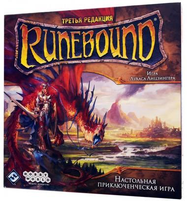Runebound настольная игра