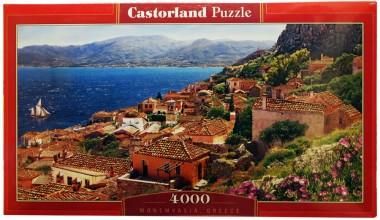 Пазл Греция Castorland 4000