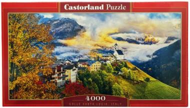 Пазл Италия Castorland 4000
