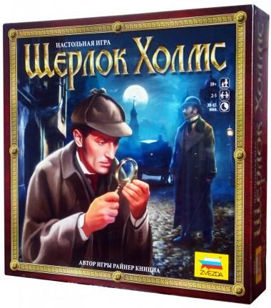 настольная игра Шерлок Холмс арт.8949