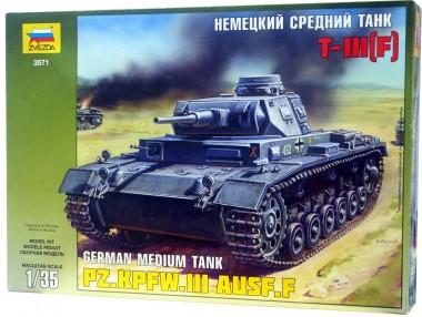 Танк Т-III арт.3571