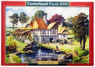 Пазл Водяная мельница Castorland