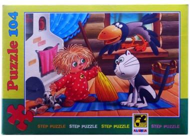Пазл «Домовенок Кузя». Step Puzzle 104 элемента