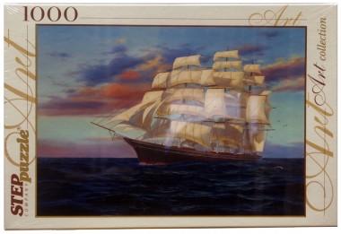 Пазл Корабль Step Puzzle 1000
