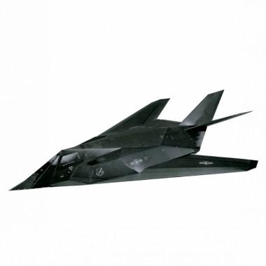 Самолет F-117 Умная бумага