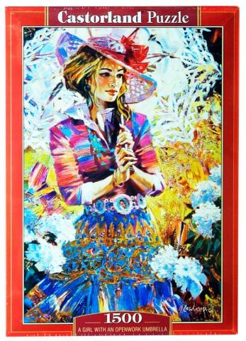 арт.С-151363 «Девушка с зонтом»