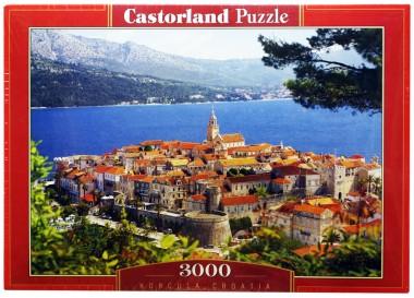 Castorland 3000 арт.C-300266 Хорватия