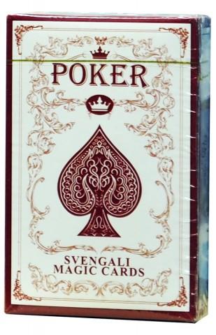 Карты Poker Svengali