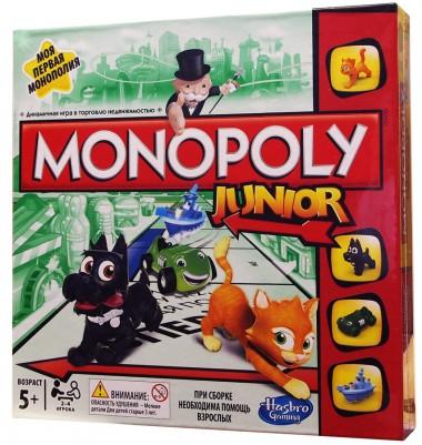 Монополия Junior