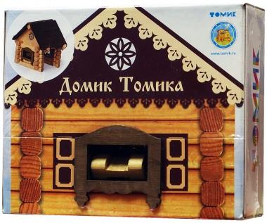 Деревянный конструктор Томик Изба
