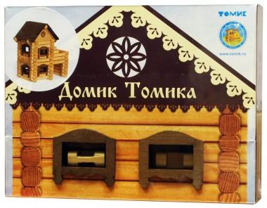 Деревянный конструктор Томик Терем