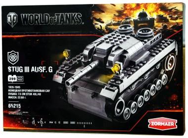 Конструктор World of Tanks САУ STUG III AUSF