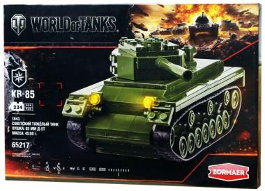 Тяжелый Танк КВ-85 конструктор