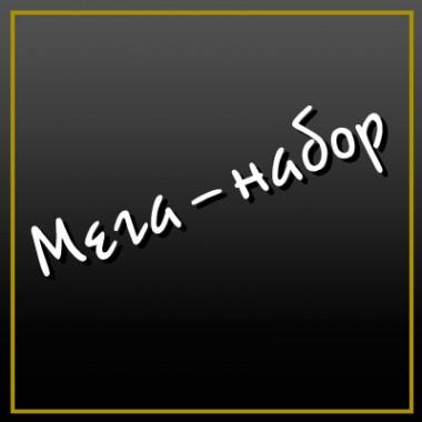 Развивающие игры для дошкольников (мега-набор)