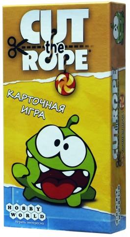 Cut The Rope настольная игра