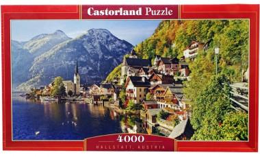 Гальштат Австрия Castorland 4000 элементов