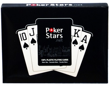 Poker stars карты пластиковые