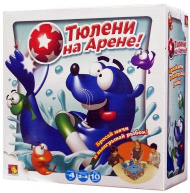 Тюлени на арене игра
