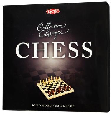 Шахматы подарочный набор tactics