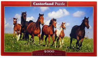 арт.С-400034 Табун лошадей