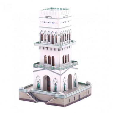 Белая башня УмБум406