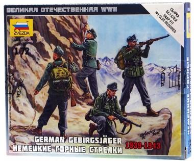 Немецкие горные стрелки арт.6154