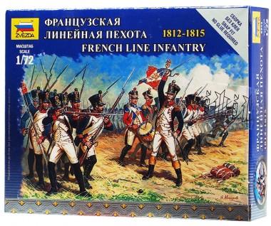 Французская линейная пехота арт.6802