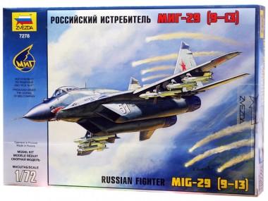 Российский истребитель МиГ-29С