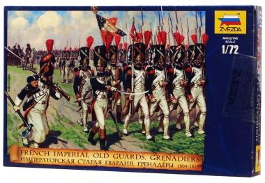 Старая Императорская Гвардия. Гренадеры