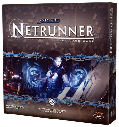 игра Android Netrunner